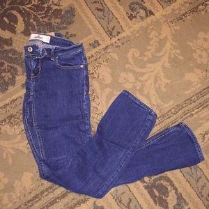 Straight leg Hollister jeans